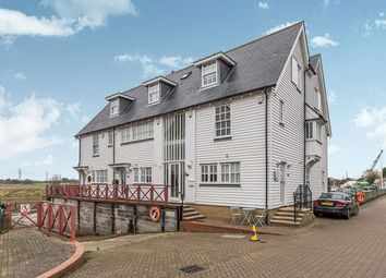 Thumbnail 2 bed terraced house to rent in North Quay, Conyer, Sittingbourne