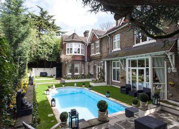 Thumbnail 10 bed semi-detached house to rent in Frognal, Hampstead