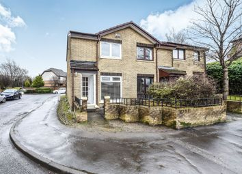 Thumbnail 2 bed end terrace house for sale in Braidfauld Street, Tollcross, Glasgow