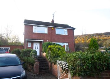 Thumbnail 3 bed detached house for sale in High Street, Caergwrle