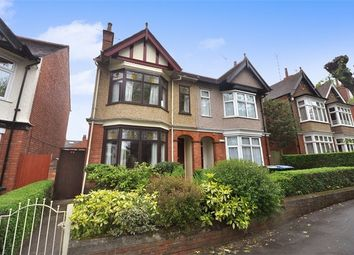 Thumbnail 3 bed semi-detached house for sale in Earlsdon Avenue South, Earlsdon, Coventry, West Midlands
