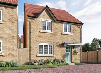 "Thumbnail 4 bedroom detached house for sale in ""The Mylne"" at Isemill Road, Burton Latimer, Kettering"