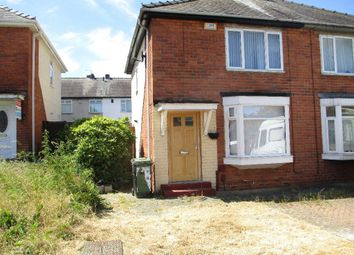 Thumbnail 2 bed semi-detached house to rent in Daphne Road, Stockton-On-Tees