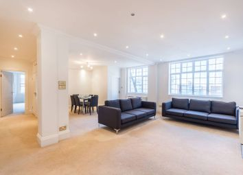 Thumbnail 3 bed flat to rent in Strathmore Court, Regent's Park