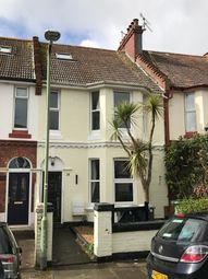 Thumbnail 2 bed maisonette to rent in Kings Road, Preston, Paignton