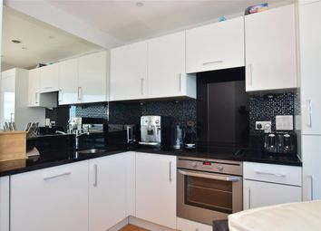 Thumbnail 2 bed flat for sale in Dock Head Road, Chatham, Kent