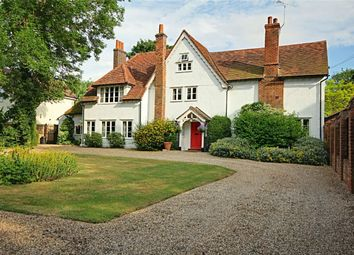 Thumbnail 5 bed detached house for sale in The Street, Sheering, Bishop's Stortford, Essex