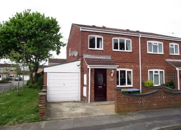Thumbnail 3 bed semi-detached house for sale in Fort Fareham Road, Fareham
