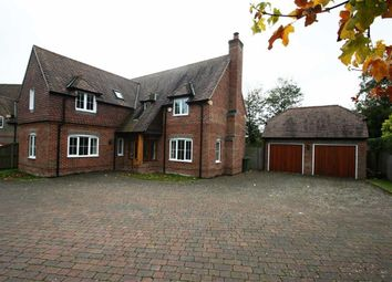 Thumbnail 4 bed detached house to rent in Blindmans Gate, Woolton Hill, Newbury