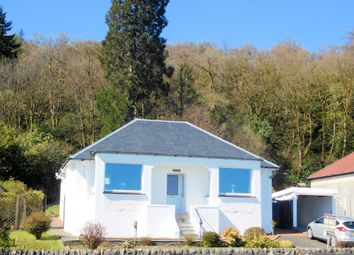 Thumbnail 3 bed detached bungalow for sale in 125 Bullwood Road, Dunoon