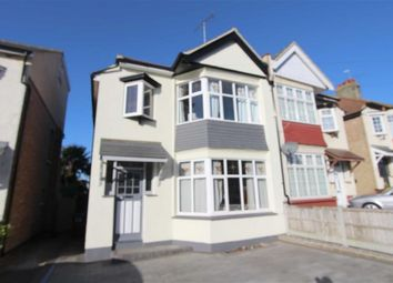 Thumbnail 3 bedroom semi-detached house to rent in Highfield Grove, Westcliff On Sea, Essex