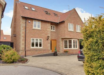 Thumbnail 4 bed detached house for sale in Mere Glen, Leconfield, Beverley