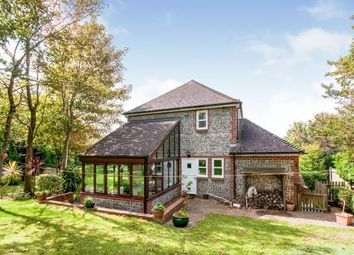 Woodland Walk, Ovingdean, Brighton, East Sussex BN2. 4 bed detached house