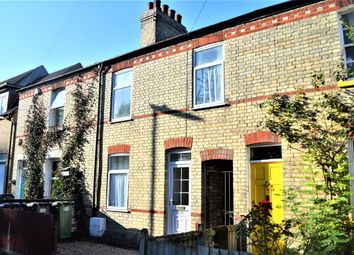 Thumbnail 3 bed terraced house for sale in Stanley Road, Cambridge
