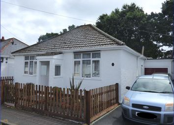 Thumbnail 2 bed detached bungalow for sale in Calmore Road, Totton