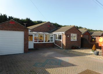 Thumbnail 3 bed detached bungalow for sale in Dunstall Gardens, St Marys Bay, New Romney