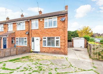 Thumbnail 3 bed end terrace house for sale in Mill Close, West Drayton, Middlesex
