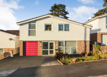 Thumbnail 4 bed detached house for sale in Cefn Coed Gardens, Cyncoed