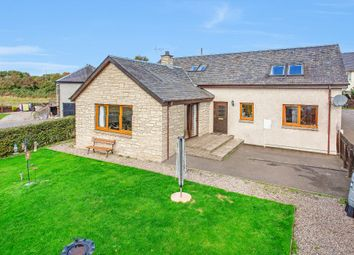 Thumbnail 4 bed detached house for sale in Scarth Road, Luncarty, Perth