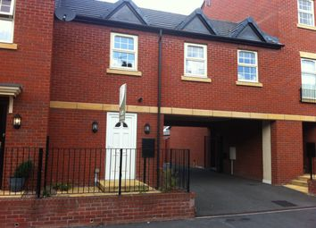 Thumbnail 1 bedroom flat to rent in Shaftesbury Crescent, Derby