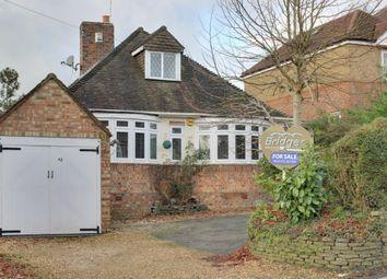 Thumbnail 3 bed detached house for sale in Ayling Lane, Aldershot