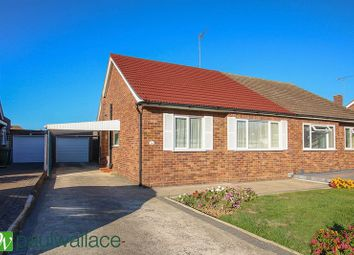 Thumbnail 2 bed semi-detached bungalow for sale in Arundel Close, Cheshunt, Waltham Cross