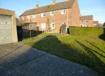 Thumbnail 2 bed end terrace house for sale in Hill View, Bishops Caundle, Sherborne