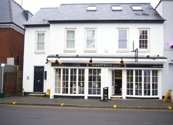 Retail premises to let in Church Street, Esher KT10