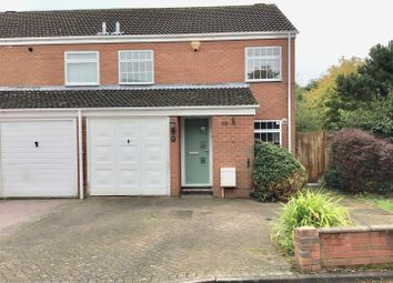 Thumbnail 3 bed property for sale in Churncote, Stirchley, Telford