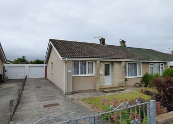 Thumbnail 2 bed semi-detached bungalow for sale in Moorcroft Road, Hutton, Weston-Super-Mare