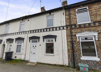 Thumbnail 2 bedroom terraced house for sale in Parliament Street, Norton, Malton