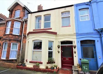 Thumbnail 4 bed terraced house to rent in Cassiobury Road, Weymouth, Dorset