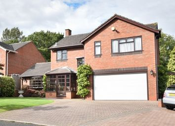 Thumbnail 4 bed detached house for sale in Netherdale Close, Sutton Coldfield