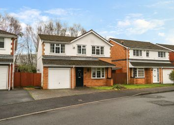 Thumbnail 4 bed detached house for sale in Grovers Field, Mountain Ash