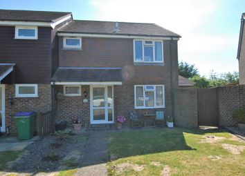 Thumbnail 3 bed end terrace house for sale in Ashdown Crescent, New Romney