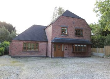 Thumbnail 4 bedroom detached house for sale in Hartwell Lane, Rough Close, Stoke-On-Trent
