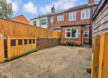 Thumbnail 2 bed terraced house for sale in South View, Featherstone, Pontefract