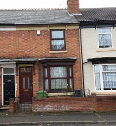 Thumbnail 3 bed terraced house to rent in Joynson Street, Wednesbury