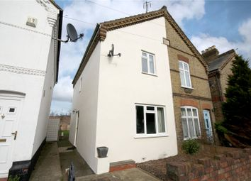Thumbnail 2 bed semi-detached house for sale in Hythe Road, Staines-Upon-Thames, Surrey