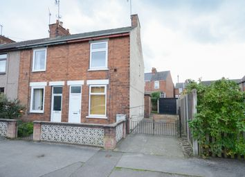 Thumbnail 2 bed end terrace house for sale in Lord Roberts Road, Chesterfield