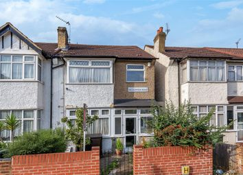 Thumbnail 3 bed end terrace house for sale in Broadview Road, London