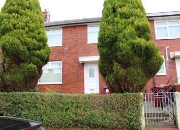 Thumbnail 2 bed terraced house to rent in Tynwald Road, Blackburn
