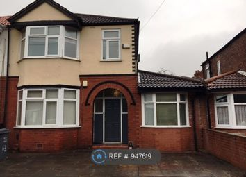 5 bed semi-detached house to rent in Talbot Road, Fallowfield, Manchester M14
