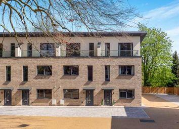 Thumbnail 4 bedroom town house for sale in Enderleigh Mews, Alexandra Park, Nottingham
