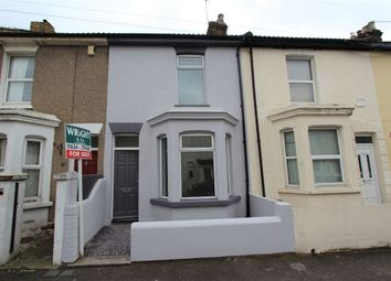 Thumbnail 3 bedroom terraced house for sale in Victoria Street, Gillingham, Kent