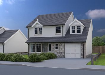 Thumbnail 4 bed detached house for sale in Rigg Road, Cumnock, Cumnock