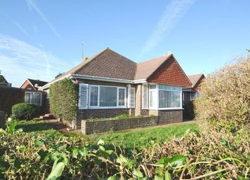 Thumbnail 2 bed detached bungalow for sale in Upton Road, Worthing, West Sussex