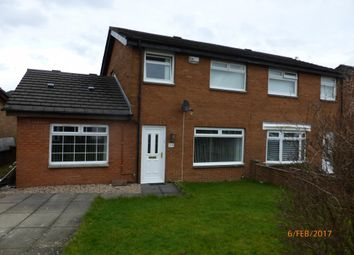 Thumbnail 4 bed semi-detached house to rent in Newbattle Road, Glasgow
