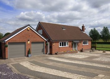 Thumbnail 3 bed detached bungalow for sale in South Kelsey Road, North Kelsey, Market Rasen