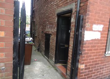 Thumbnail 1 bed flat to rent in Lansdowne Road, Crumpsall, Manchester